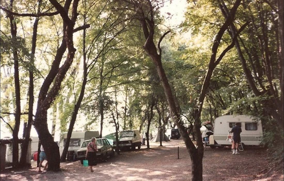 1980 - Camping